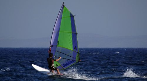 Gaastra 4 batten-external camber sail